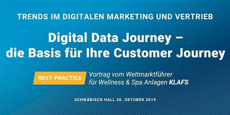 Business Day beim Weltmarktführer für Wellnes & Spa Anlagen KLAFS, am 30. Oktober in Schwäbisch Hall