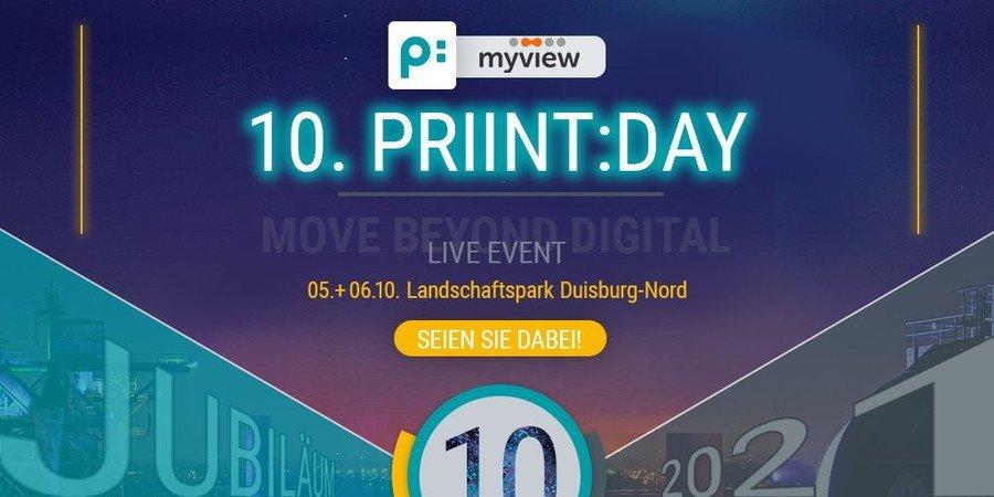 10. priint:day - Wie Unternehmen Ihre Produktkommunikation für das digitale Zeitalter optimieren