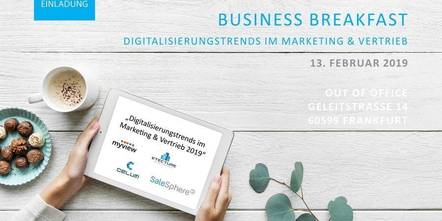 DIGITALISIERUNGSTRENDS IM MARKETING & VERTRIEB